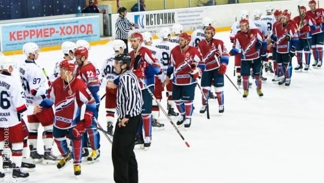ХК «Мордовия» одержал вторую победу над командой из Кургана