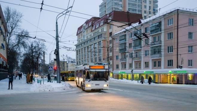 Мэр Саранска обещает лично проверить работу общественного транспорта в праздничные выходные