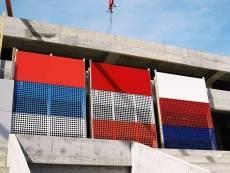 Фасад «Мордовия Арены» не будет «морковного» цвета