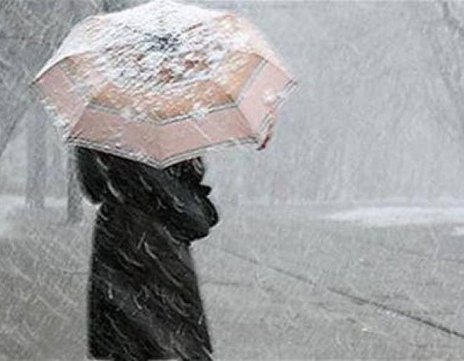 В Мордовии ожидается похолодание и мокрый снег