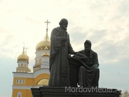 Погода внесла коррективы в празднование Дня славянской письменности в Саранске
