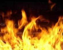 В Мордовии пьяный сторож не смог выбраться из огня