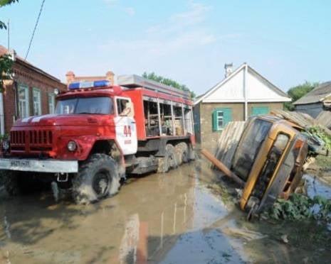 В Мордовии начат сбор гуманитарной помощи для пострадавших в Краснодарском крае