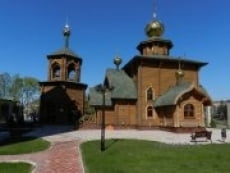 В Мордовии на месте заброшенного велодрома воздвигнут храм