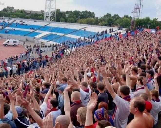 В Саранске на стадионе «Старт» создадут специальный фан-сектор