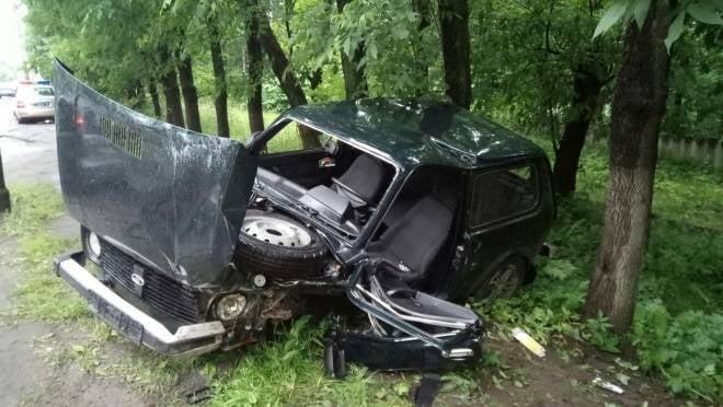 ДТП в Мордовии водитель «Нивы» устроил по собственной невнимательности
