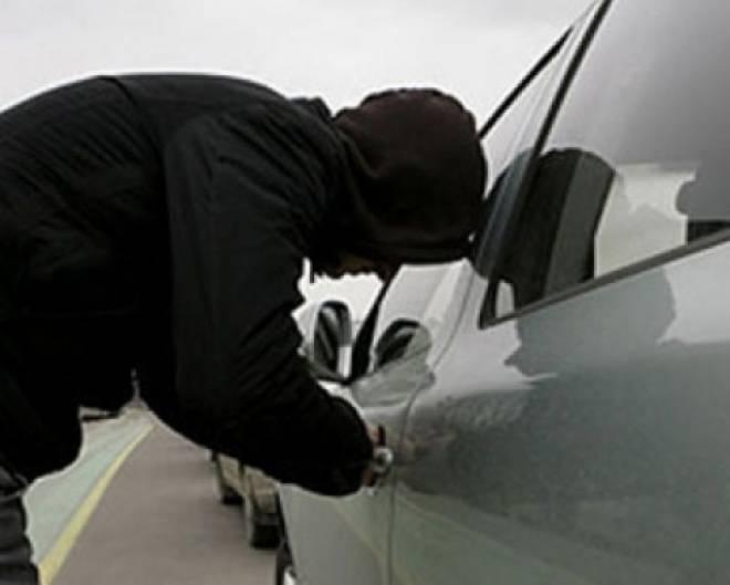 В Саранске пьяный подросток угнал служебную машину