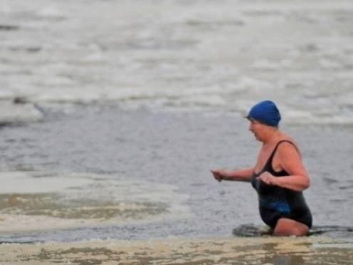 В Саранске пройдут соревнования среди «моржей»