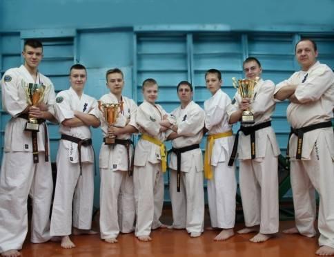 Мордовские спортсмены будут защищать честь страны на первенстве мира по киокусинкай