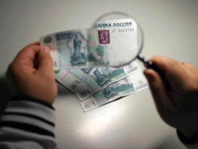 В Мордовии участились случаи выявления фальшивых денег
