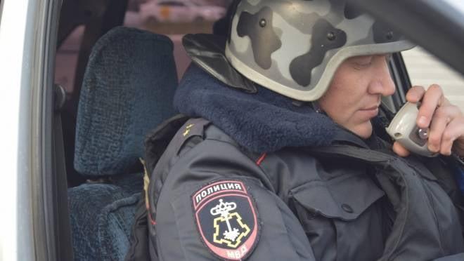 В Саранске дебоширов с канцелярским ножом задержали особым приемом