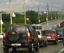 Химмашевский мост в Саранске снова меняет режим движения