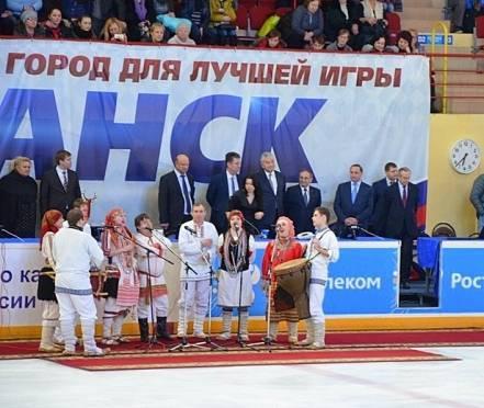 «Торама» открыла финал Кубка России по фигурному катанию в Саранске