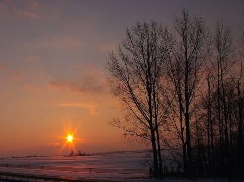 Жители Мордовии пережили самую длинную ночь в году