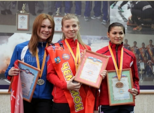 Сотрудница МЧС Мордовии показала класс на всероссийском турнире