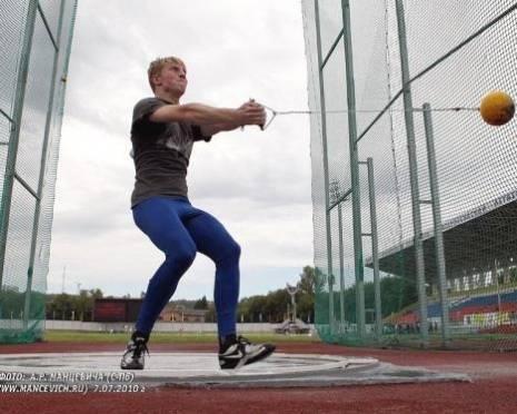 Легкоатлет из Мордовии – в финале Чемпионата мира