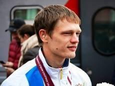 Евгений Швецов финишировал первым в Новогорске