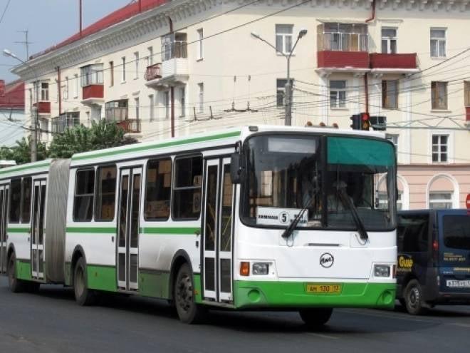 В Саранске общественный транспорт изменит маршруты движения