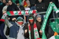 """Фанат """"Рубина"""" нанес ущерб имуществу стадиона в Саранске"""