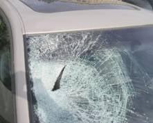 В одном из сел Мордовии «аборигены» побили машины «гостей»
