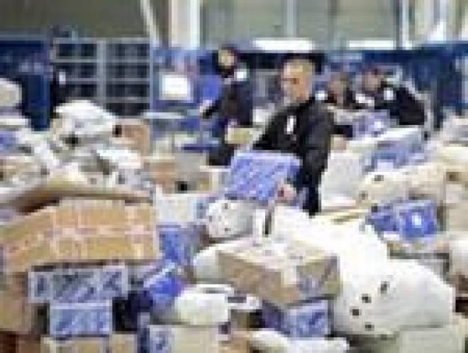 Почтовики Мордовии успешно преодолели новогодний пик нагрузок