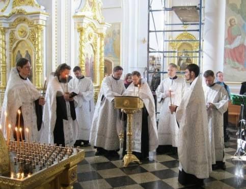 В Мордовии отслужили богослужения по жертвам теракта в Санкт-Петербурге