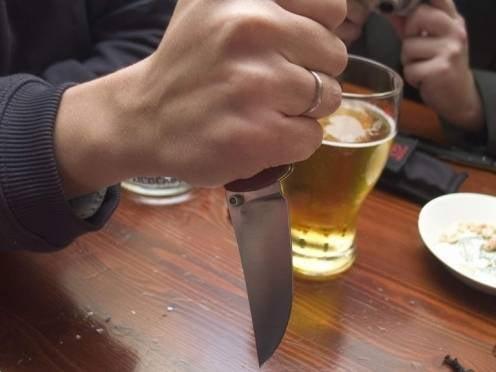 В Саранске мужчина зарезал собутыльника