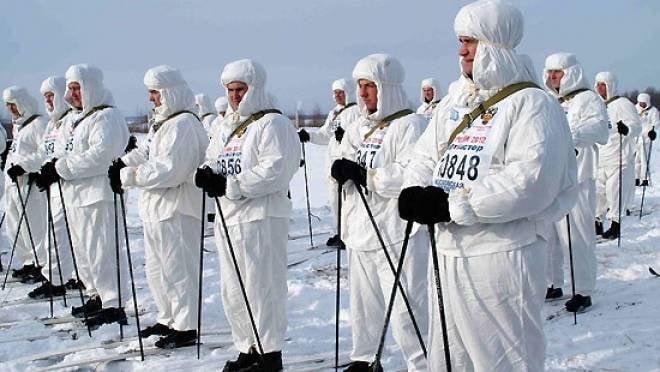 Рекордный марш-бросок десантников пройдёт через Саранск