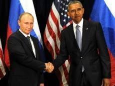 Путин и Обама проговорили дольше запланированного