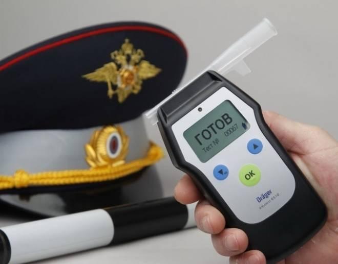 В Мордовии за сутки поймали 14 нетрезвых водителей