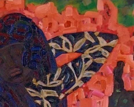 В Саранске пройдет выставка Нателлы Тоидзе