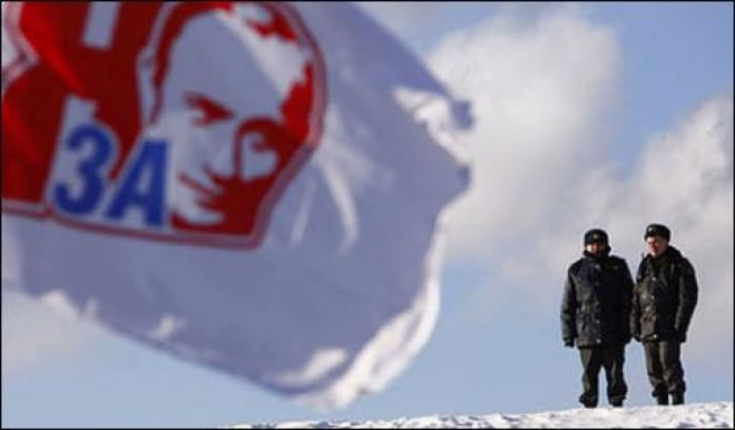 В Саранске состоится митинг «за Путина»