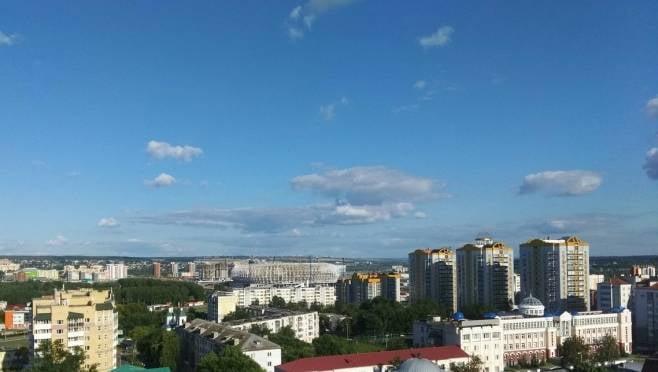 Экопарк в Саранске предложит горожанам спокойный и активный вид отдыха