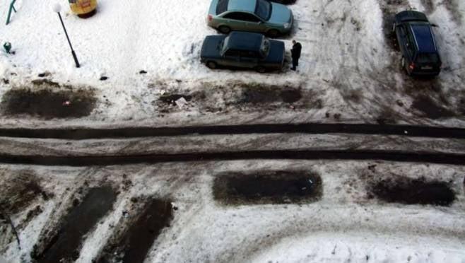 «Зимние» правила парковки в Саранске будут действовать на 45 улицах