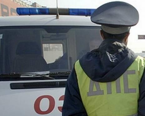 В Саранске водитель сшиб двух девочек