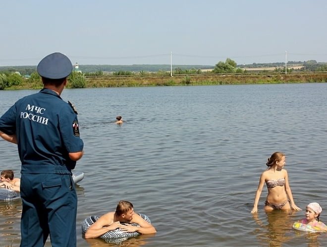 В Саранске купаться официально разрешено на пяти водоёмах