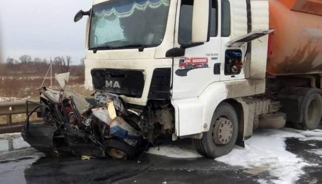 Назван виновник автокатастрофы с 5 погибшими на трассе «Нижний Новгород — Саранск»