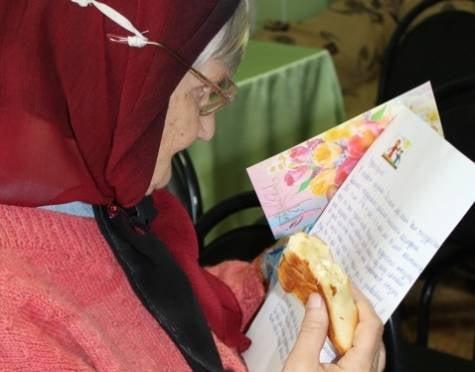 Одиноких стариков Мордовии поддержали добрым словом