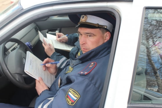 В Саранске будут выявлять водителей-должников