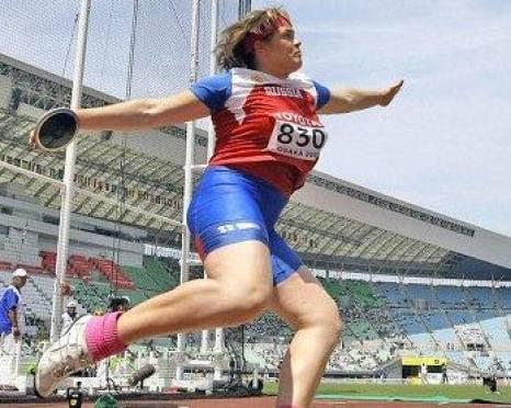 В борьбу за олимпийские медали вступают легкоатлеты Мордовии