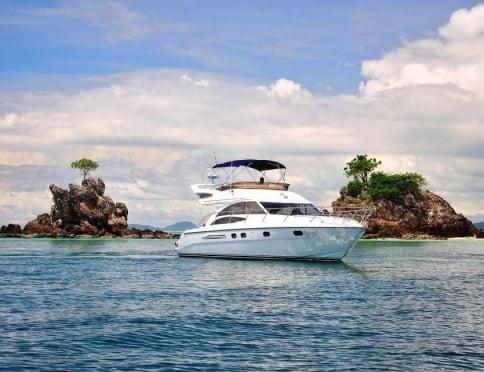 Как определиться с необходимым размером яхты?