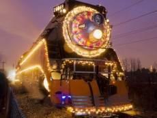 В Саранск прибудет Новогодний поезд и привезет Дедов Морозов
