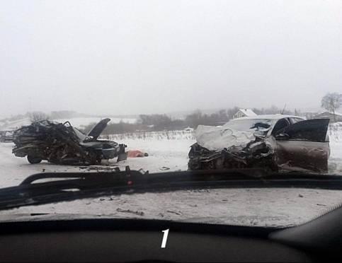 Полиция ищет очевидцев смертельного ДТП на «встречке» в Лямбирском районе