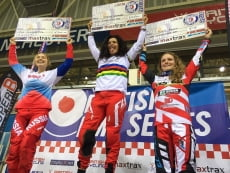 Мордовская велогонщица привезёт «серебро» из Манчестера