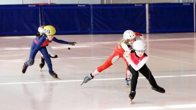 Юные шорт-трековики Мордовии привезли 13 медалей из Нижегородской области