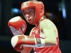Елена Савельева побила австралийку на ринге в Астане