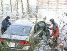 В Мордовии рыбак утонул в своем  автомобиле