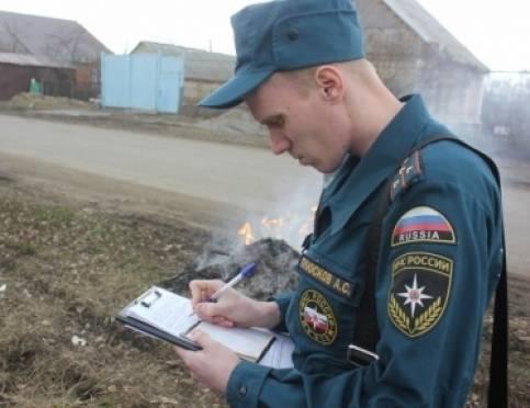 В Мордовии начали активно наказывать играющих с огнем