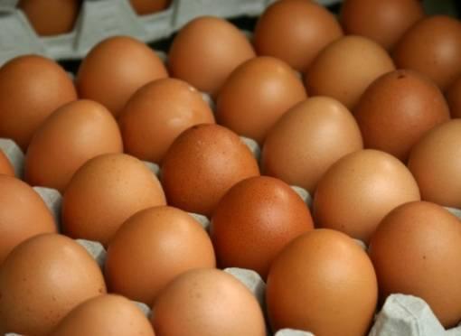 Самые дешевые яйца — в Мордовии