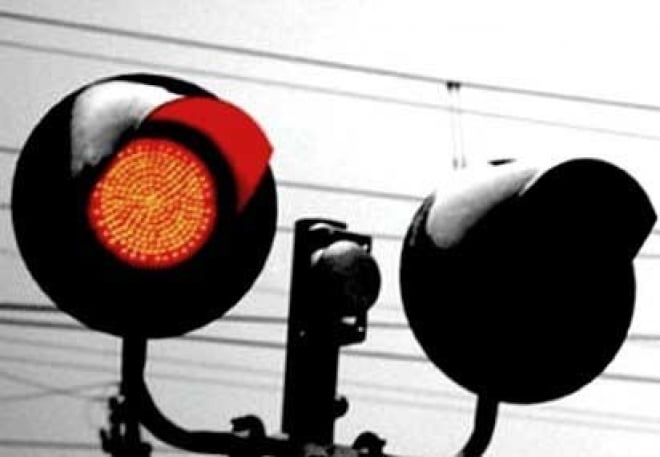 В России резко возросло количество «железнодорожных» аварий